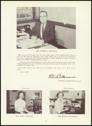 Page 11, 1957 Edition, Newburyport High School - Enaitchess Yearbook (Newburyport, MA) online yearbook collection