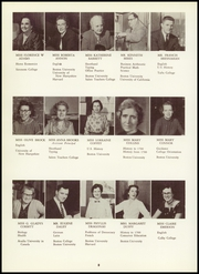 Page 12, 1957 Edition, Newburyport High School - Enaitchess Yearbook (Newburyport, MA) online yearbook collection