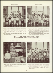 Page 16, 1957 Edition, Newburyport High School - Enaitchess Yearbook (Newburyport, MA) online yearbook collection