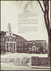 Page 7, 1957 Edition, Newburyport High School - Enaitchess Yearbook (Newburyport, MA) online yearbook collection