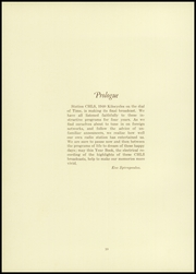 Page 14, 1940 Edition, Cambridge Latin High School - Review Yearbook (Cambridge, MA) online yearbook collection
