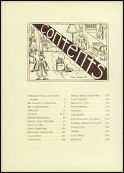 Page 8, 1940 Edition, Cambridge Latin High School - Review Yearbook (Cambridge, MA) online yearbook collection
