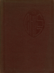 Page 1, 1943 Edition, Cambridge Latin High School - Review Yearbook (Cambridge, MA) online yearbook collection