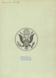 Page 3, 1943 Edition, Cambridge Latin High School - Review Yearbook (Cambridge, MA) online yearbook collection