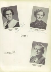 Page 11, 1956 Edition, Cambridge Latin High School - Review Yearbook (Cambridge, MA) online yearbook collection