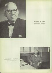 Page 8, 1956 Edition, Cambridge Latin High School - Review Yearbook (Cambridge, MA) online yearbook collection