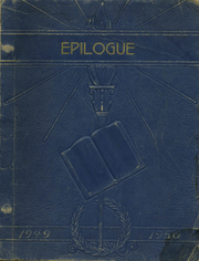 1949 Edition, Bellingham High School - Epilogue Yearbook (Bellingham, MA)
