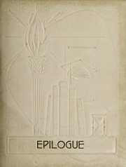 Bellingham High School - Epilogue Yearbook (Bellingham, MA) online yearbook collection, 1953 Edition, Page 1