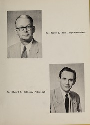 Page 15, 1957 Edition, Bellingham High School - Epilogue Yearbook (Bellingham, MA) online yearbook collection