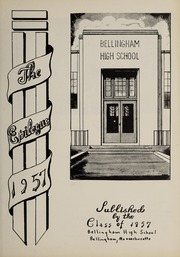 Page 5, 1957 Edition, Bellingham High School - Epilogue Yearbook (Bellingham, MA) online yearbook collection