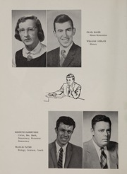 Page 10, 1961 Edition, Bellingham High School - Epilogue Yearbook (Bellingham, MA) online yearbook collection