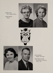 Page 11, 1961 Edition, Bellingham High School - Epilogue Yearbook (Bellingham, MA) online yearbook collection