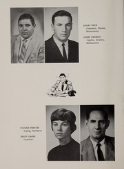 Page 12, 1961 Edition, Bellingham High School - Epilogue Yearbook (Bellingham, MA) online yearbook collection