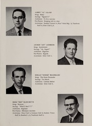Page 15, 1961 Edition, Bellingham High School - Epilogue Yearbook (Bellingham, MA) online yearbook collection