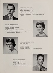 Page 17, 1961 Edition, Bellingham High School - Epilogue Yearbook (Bellingham, MA) online yearbook collection