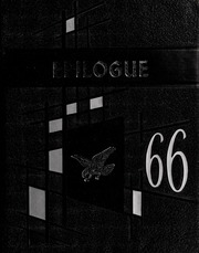 Bellingham High School - Epilogue Yearbook (Bellingham, MA) online yearbook collection, 1966 Edition, Page 1
