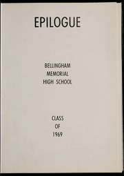 Page 5, 1969 Edition, Bellingham High School - Epilogue Yearbook (Bellingham, MA) online yearbook collection