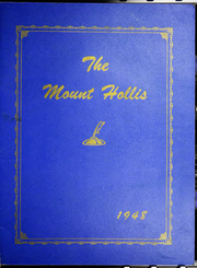 1948 Edition, Holliston High School - Mount Hollis Yearbook (Holliston, MA)