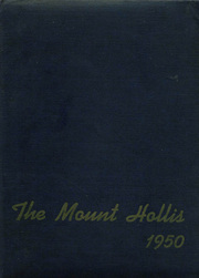 1950 Edition, Holliston High School - Mount Hollis Yearbook (Holliston, MA)
