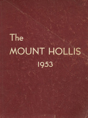 1953 Edition, Holliston High School - Mount Hollis Yearbook (Holliston, MA)