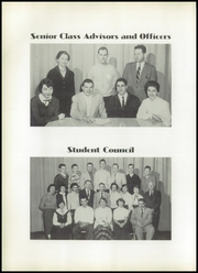 Page 10, 1955 Edition, Mansfield High School - Echo Yearbook (Mansfield, MA) online yearbook collection
