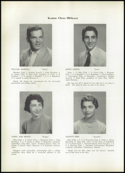 Page 12, 1955 Edition, Mansfield High School - Echo Yearbook (Mansfield, MA) online yearbook collection