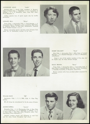 Page 13, 1955 Edition, Mansfield High School - Echo Yearbook (Mansfield, MA) online yearbook collection