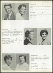 Page 14, 1955 Edition, Mansfield High School - Echo Yearbook (Mansfield, MA) online yearbook collection