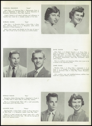 Page 15, 1955 Edition, Mansfield High School - Echo Yearbook (Mansfield, MA) online yearbook collection