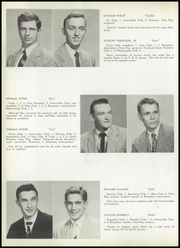 Page 16, 1955 Edition, Mansfield High School - Echo Yearbook (Mansfield, MA) online yearbook collection