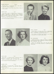 Page 17, 1955 Edition, Mansfield High School - Echo Yearbook (Mansfield, MA) online yearbook collection