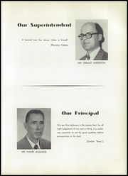 Page 7, 1955 Edition, Mansfield High School - Echo Yearbook (Mansfield, MA) online yearbook collection