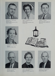 Page 13, 1958 Edition, Mansfield High School - Echo Yearbook (Mansfield, MA) online yearbook collection