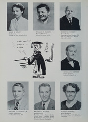 Page 14, 1958 Edition, Mansfield High School - Echo Yearbook (Mansfield, MA) online yearbook collection