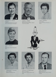 Page 15, 1958 Edition, Mansfield High School - Echo Yearbook (Mansfield, MA) online yearbook collection