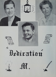 Page 8, 1958 Edition, Mansfield High School - Echo Yearbook (Mansfield, MA) online yearbook collection