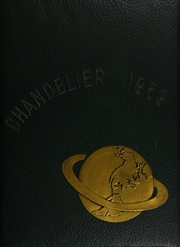 1959 Edition, South Boston High School - Chandelier Yearbook (South Boston, MA)