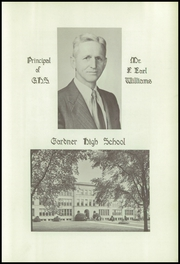 Page 13, 1953 Edition, Gardner High School - Wampanoag Yearbook (Gardner, MA) online yearbook collection