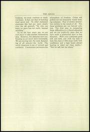 Page 16, 1953 Edition, Gardner High School - Wampanoag Yearbook (Gardner, MA) online yearbook collection