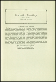 Page 9, 1953 Edition, Gardner High School - Wampanoag Yearbook (Gardner, MA) online yearbook collection