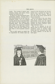Page 12, 1961 Edition, Gardner High School - Wampanoag Yearbook (Gardner, MA) online yearbook collection