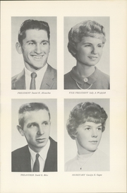 Page 17, 1961 Edition, Gardner High School - Wampanoag Yearbook (Gardner, MA) online yearbook collection