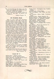 Page 14, 1951 Edition, Abington High School - Abhis Yearbook (Abington, MA) online yearbook collection