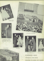 Page 5, 1958 Edition, Dorchester High School - Yearbook (Dorchester, MA) online yearbook collection