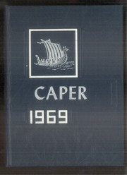 1969 Edition, Wareham High School - Caper Yearbook (Wareham, MA)