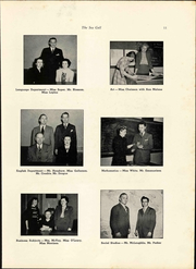Page 15, 1949 Edition, Swampscott High School - Sea Gull Yearbook (Swampscott, MA) online yearbook collection