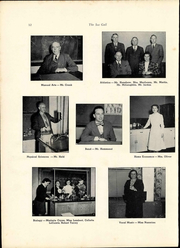 Page 16, 1949 Edition, Swampscott High School - Sea Gull Yearbook (Swampscott, MA) online yearbook collection