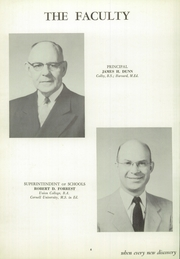 Page 10, 1956 Edition, Swampscott High School - Sea Gull Yearbook (Swampscott, MA) online yearbook collection