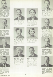 Page 11, 1956 Edition, Swampscott High School - Sea Gull Yearbook (Swampscott, MA) online yearbook collection