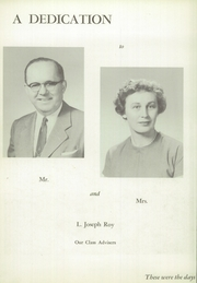 Page 8, 1956 Edition, Swampscott High School - Sea Gull Yearbook (Swampscott, MA) online yearbook collection